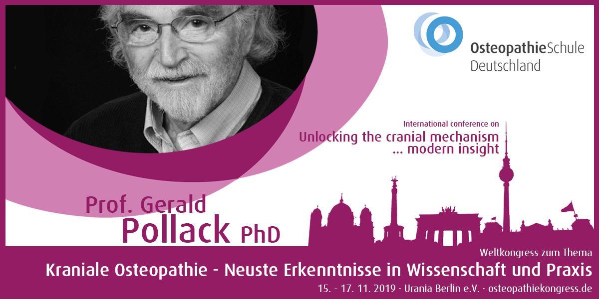 Gerald Pollack Wasser